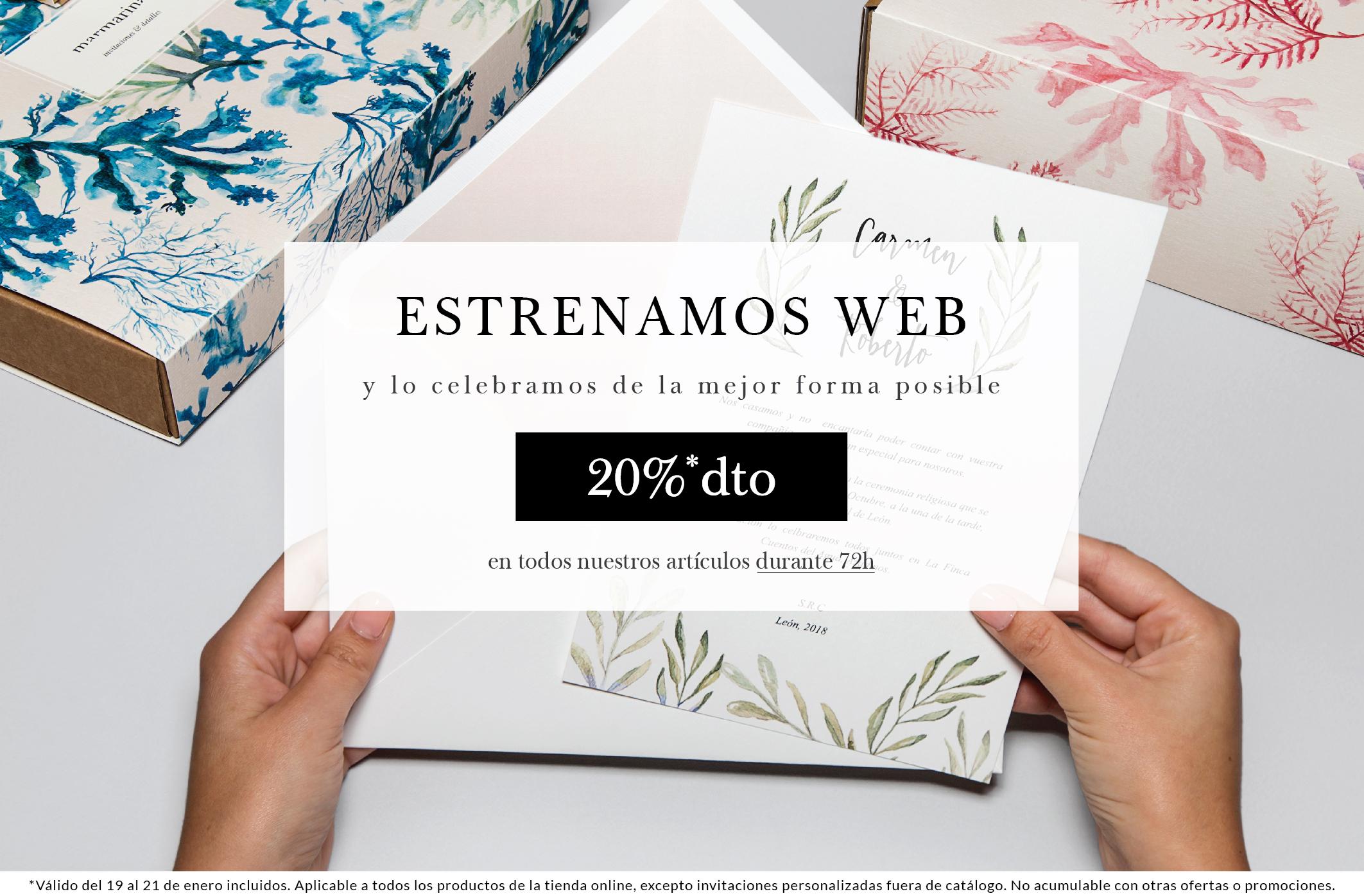 Lanzamiento web